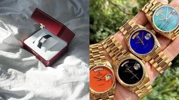 世界5大精品手錶銷售排名榜!時髦行家原來都收這些品牌