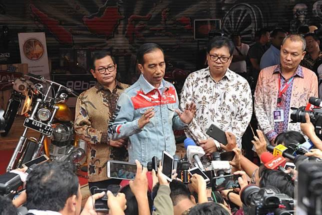 Dyandra Berharap Presiden Jokowi Buka Telkomsel IIMS 2019