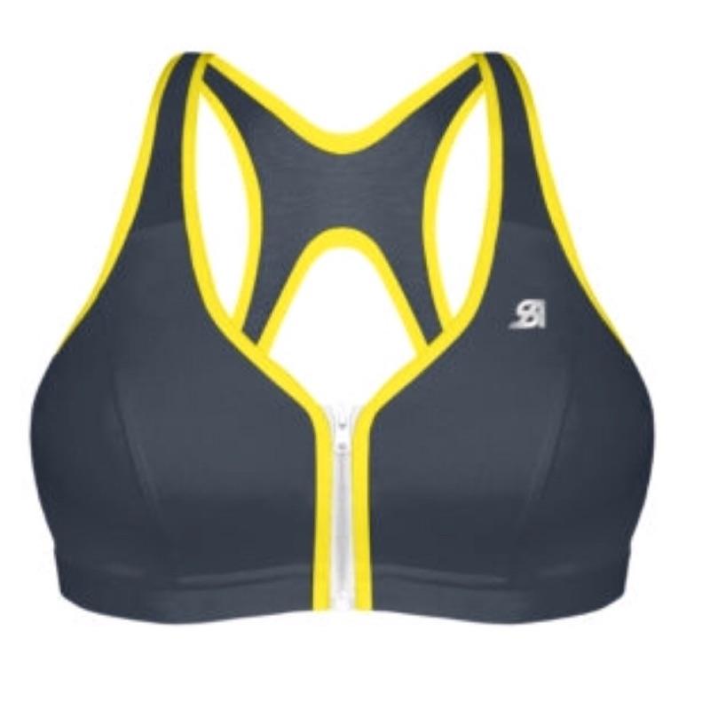 前開拉鍊,輕鬆穿脫,不卡卡心機小扣+拉鍊寬底襯,肌膚零摩擦,安心不走光性感V形胸線,胸型集中,性感加分D+以上 雙心機扣 更安心