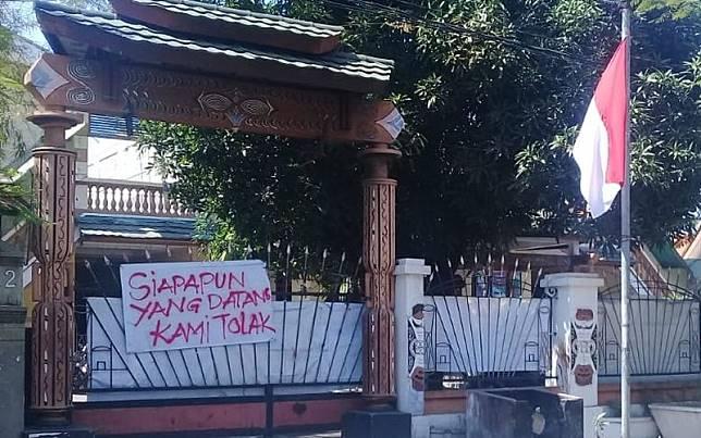 Mahasiswa Papua di Surabaya tolak bertemu rombongan Fadli Zon