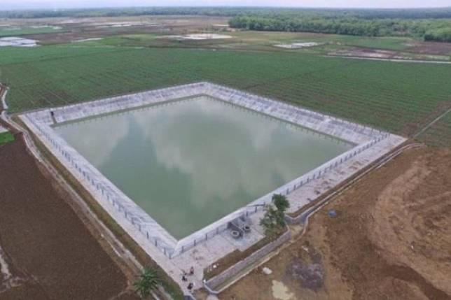Capaian periode pertama Jokowi membangun infrastruktur tani dan air
