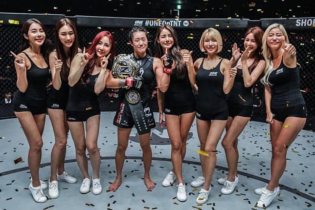 One Championship: Angela Lee reminds the world - and herself - she belongs at the top