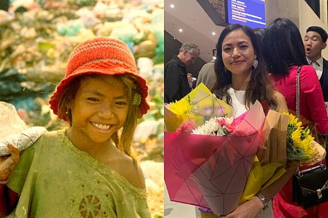Dulu Hidup di Gunung Sampah, Gadis Pemulung Ini Tumbuh Jadi Wanita Cantik dan Sukses Raih Beasiswa di Universitas Melbourne