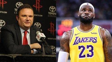 Morey 的推文應該要遭到懲處?!詹皇不支持 NBA 主席處理方式,引發眾多球迷極大爭議!