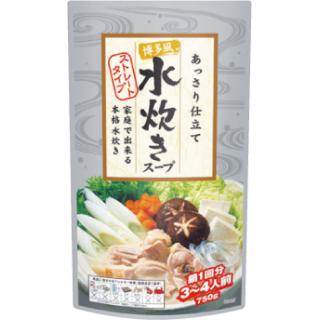 ハローデイ水炊きスープ