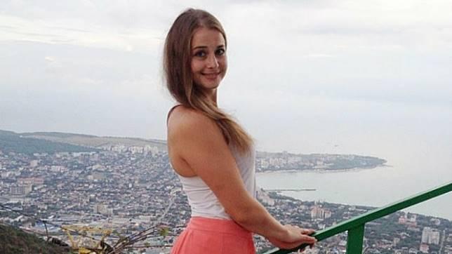 Kickboxer cantik Rusia, Elina Gizmeeva