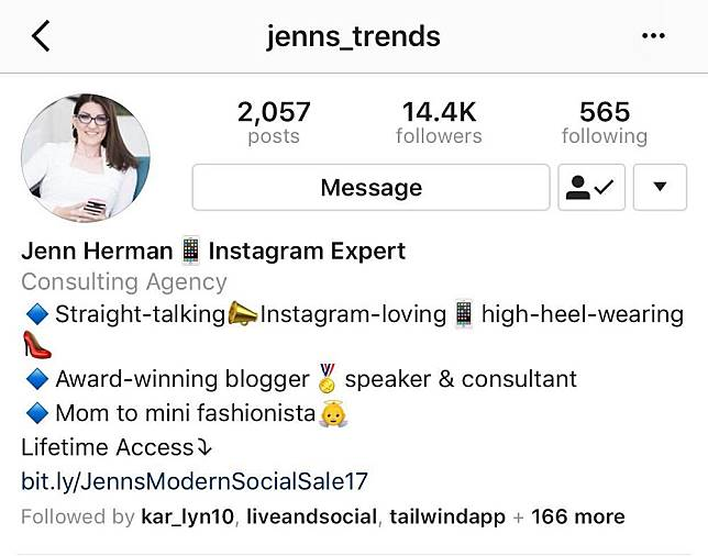 Contoh Kata Kata Bio Instagram Yang Menarik Followers Hack