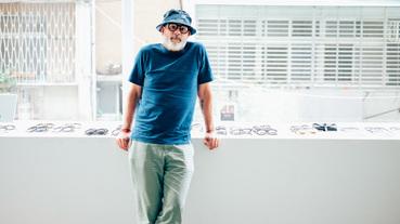 起點專訪 / 眼鏡教父 Tommy Ogara 的創意根基與 Lifestyle
