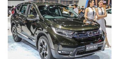 Honda Punya CR-V Diesel untuk Indonesia?