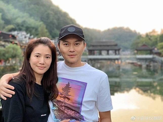 雖然佢哋結婚多年出名恩愛,不過睇靚靚嘅反應,張智霖真係輸咗畀李敏鎬。