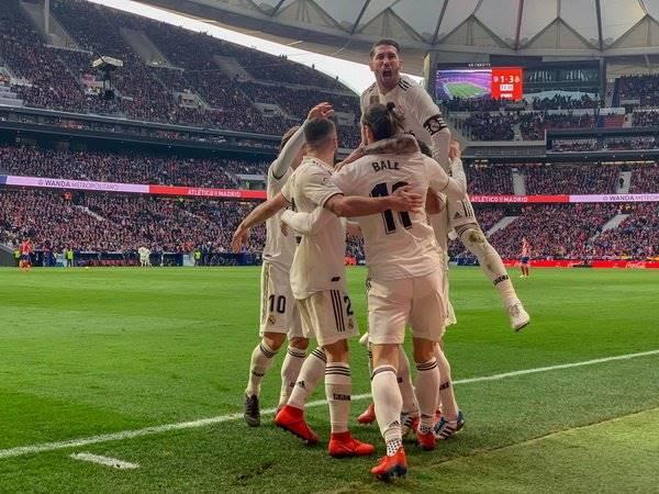 Potensi Real Madrid Samai Poin Barcelona Usai El Clasico