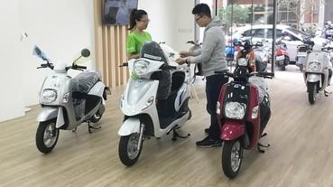不跟進 Gogoro!中華 emoving 電動車將以成本較低的「快充」取代換電方案