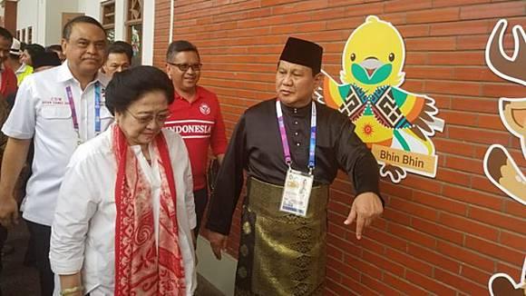 PDIP on Prabowo - Megawati Meeting: `Don't See It as Coalition`             English    Tempo.co