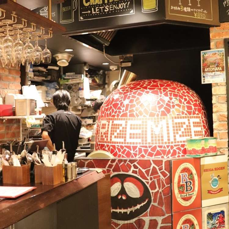 実際訪問したユーザーが直接撮影して投稿した西新宿イタリアンRize Mizeの写真