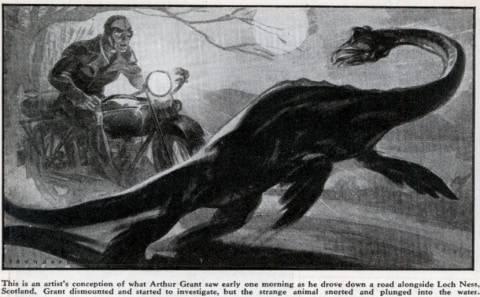 4 Fakta Soal Monster yang Konon Hidup di Loch Ness (1)