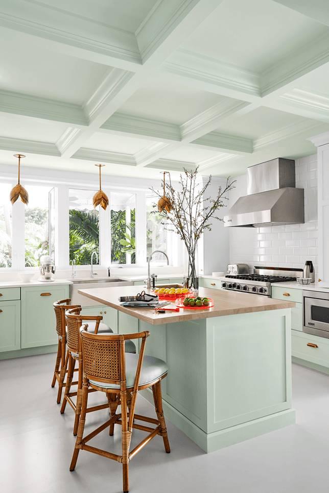 Kombinasi Warna Cat Rumah Kuning  10 kombinasi dan perpaduan warna cat rumah yang bagus