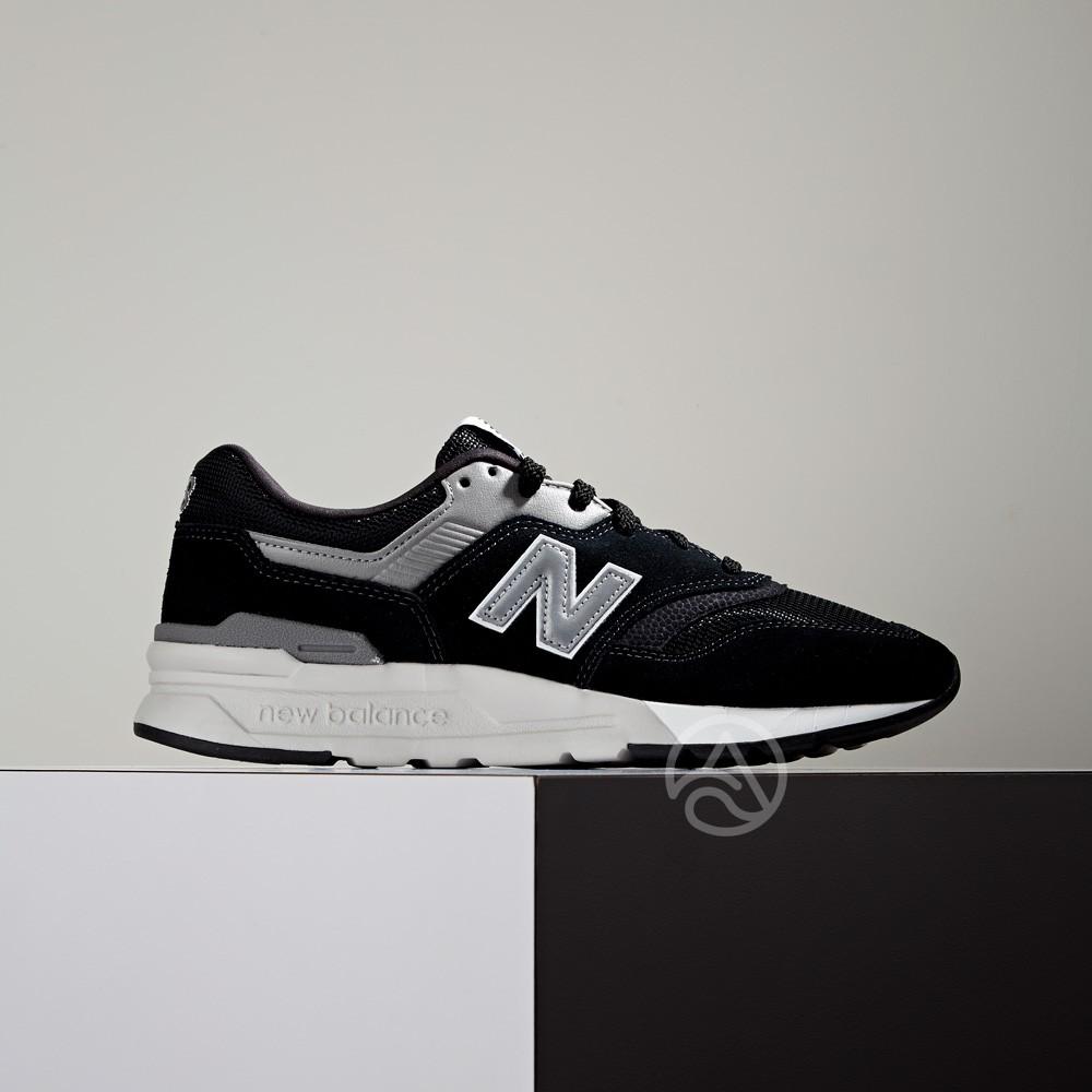 新品 New Balance 997H 黑色 中性 復古休閒鞋 CM997HCC