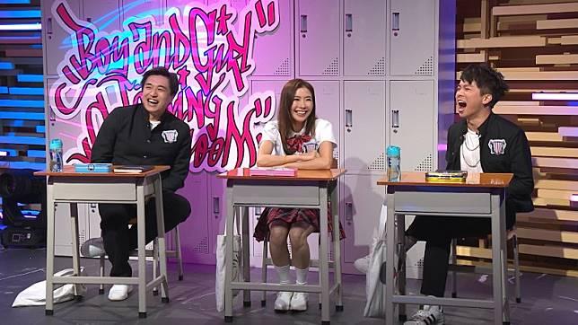 黃天頤擔任ViuTV節目《晚吹-女學生‧吹水班》嘉賓。