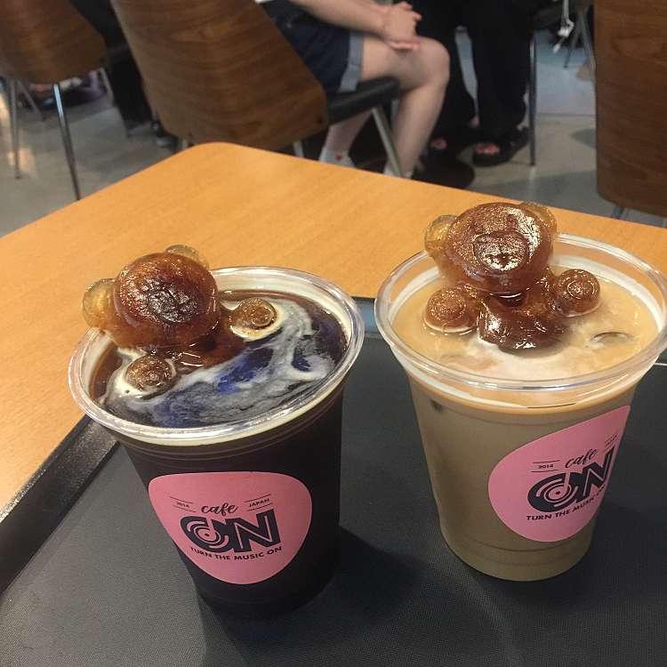 ユーザーが投稿したアイスアメリカーノの写真 - cafe ON,カフェ オン(百人町/カフェ)