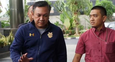 Bupati Pakpak Barat Ditangkap OTT KPK