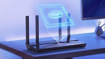 TP-Link 發表 Intel WAV654 晶片組無線路由器 Archer AX50,Wi-Fi 6/802.11ax 產品更便宜