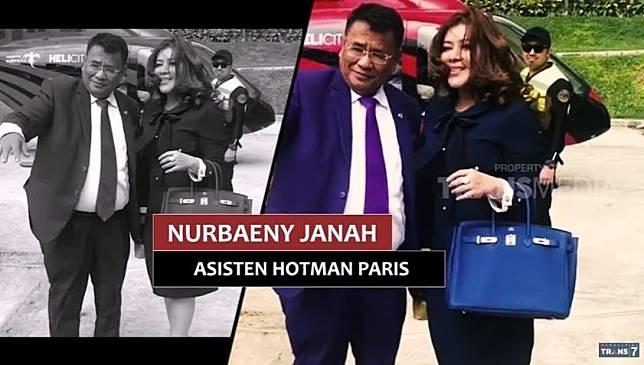 Kisah Nurbaeny Jannah, Asisten Pribadi Hotman Paris yang Digaji 20 Juta, Disekolahkan dan Kerap Dapa