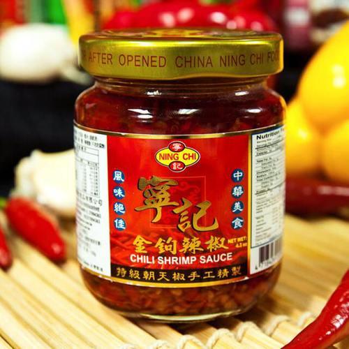(任選)《寧記》金鉤辣椒 (120g/罐)