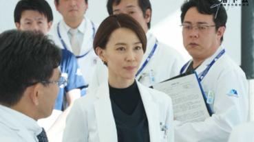 木村佳乃出道24年首披白袍 自爆眼睛不適需休息