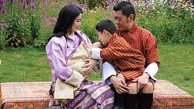 Keluarga Kerajaan Bhutan