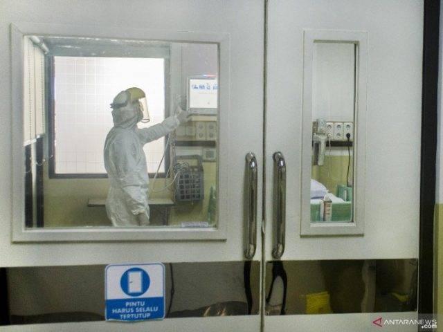 Pasien Terduga Terjangkit Virus Korona Dirawat di RSHS Bandung