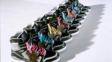Virgil Abloh 操刀 Louis Vuitton 推九個城市限定鞋