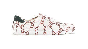Gucci 新款 Ace 低筒運動鞋正式上架!