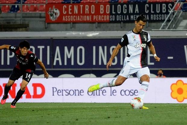 Sumbang Gol bagi Juventus, Cristiano Ronaldo Ukir Rekor Pribadi