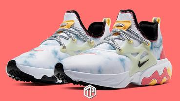 Nike React Presto 全新配色「Alien」推出!