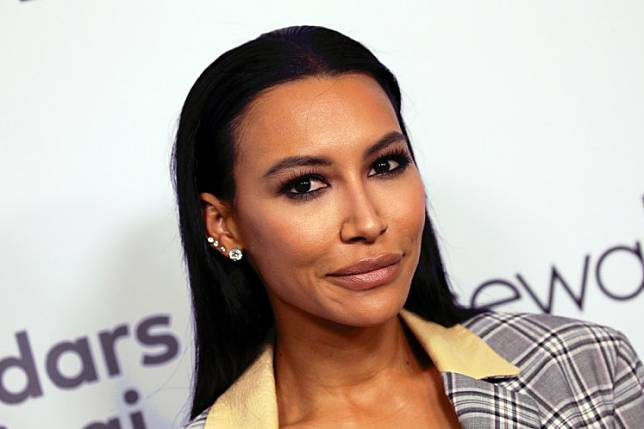 Naya Rivera attends the Women's Guild Cedars-Sinai annual luncheon at the Regent Beverly Wilshire Hotel on November 6, 2019 in Beverly Hills, California.