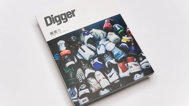 球鞋掘匠 / DIGGER 春季號出刊