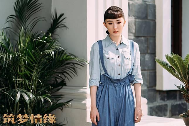 ▲楊冪擁有F罩杯好身材。(圖/微博)
