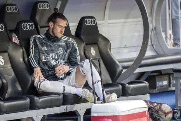 Tak Diturunkan Lawan Bayern, Zidane Ungkap Bale di Ambang Tinggalkan Bernabeu