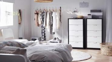 找到好家具 不用找東西,IKEA收納四原則 打造居家大空間