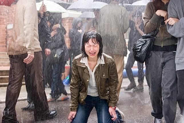 電影《跟蹤》擔正女主角。