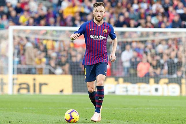 Cari Pengganti Pogba, Man United Incar Rakitic