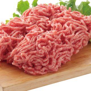 国産牛肉と国産豚肉の合挽きミンチ