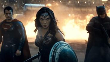 【蝙蝠俠對超人:正義曙光】神力女超人蓋兒加朵 融合力量與美麗 神力女超人 超人 蝙蝠俠 三強鼎立