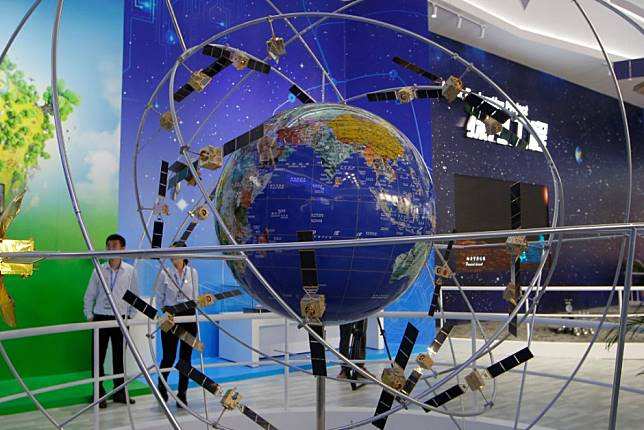 China nears completion of GPS rival BeiDou