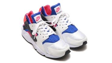 新聞分享 / 元祖標誌歸來 Nike Air Huarache Run OG 歐洲發售消息確立