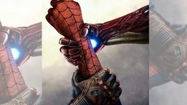 美國隊長 V.S 鋼鐵人,擇一存活!蜘蛛人陷兩難…你要站哪一邊?