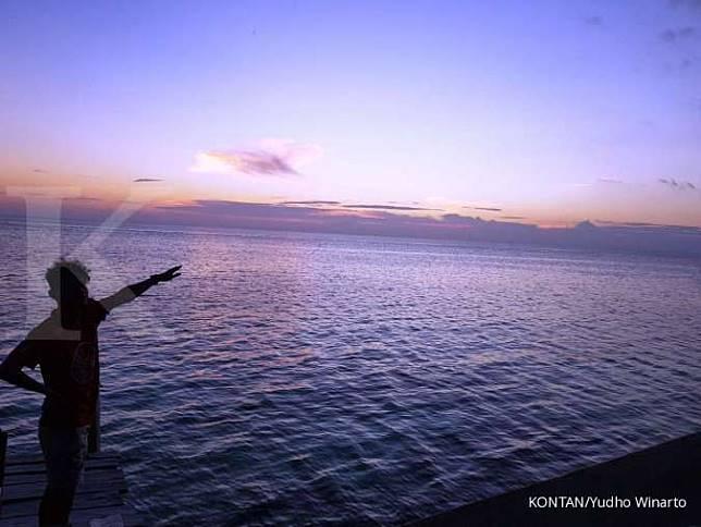 memikat wisatawan dunia Gaung keindahan Wakatobi