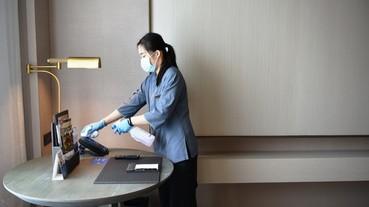防疫措施/國旅安心!台灣飯店推各項防疫、新作法