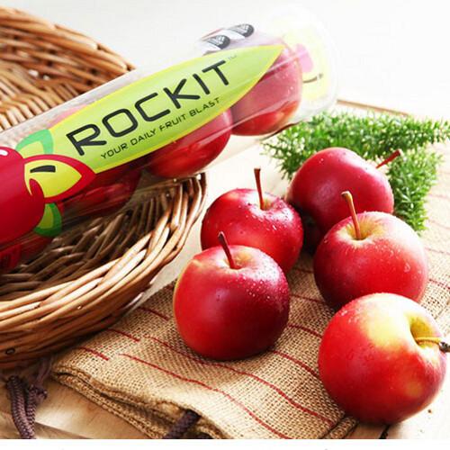 紐西蘭火箭小蘋果 3支 【彩水果】