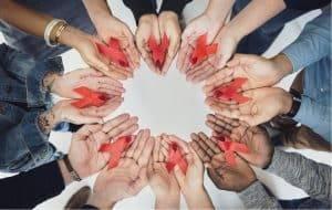 愛滋病毒~醫院或在家都能匿名篩檢
